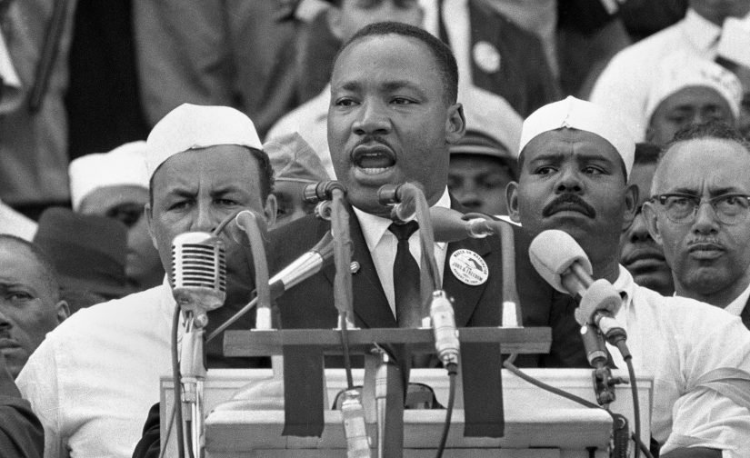 January 21. Happy Martin Luther King Jr.Day.