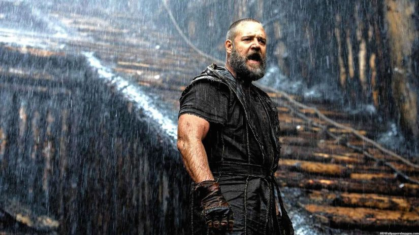 January 14. Romans 7:21-23. Three Laws, Noah (the movie), and the BattleWithin.