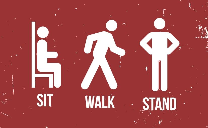 July 20-21, 2019. Ephesians: Sit. Walk.Stand.